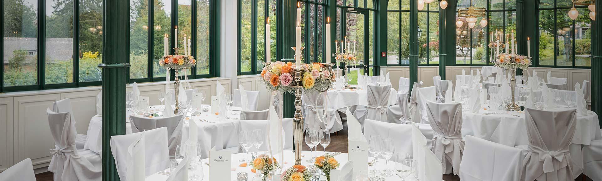 Hochzeit Im Hause Buhler Hotel Badischer Hof