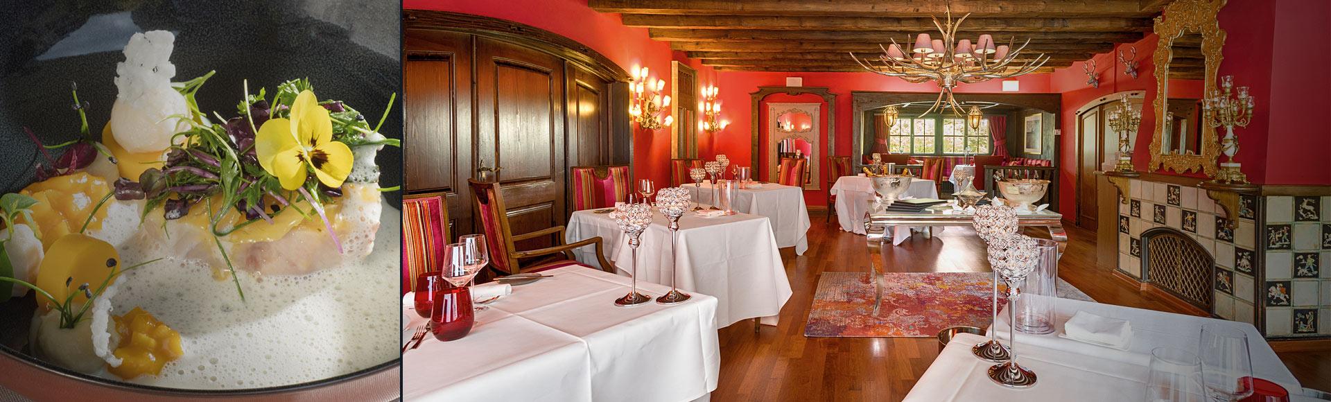 Oscars in Hinterzarten – Fine Dining im Parkhotel Adler