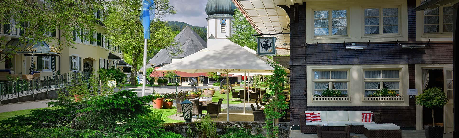 Historisches hotel im schwarzwald mit wellness und genuss for Designer hotel schwarzwald