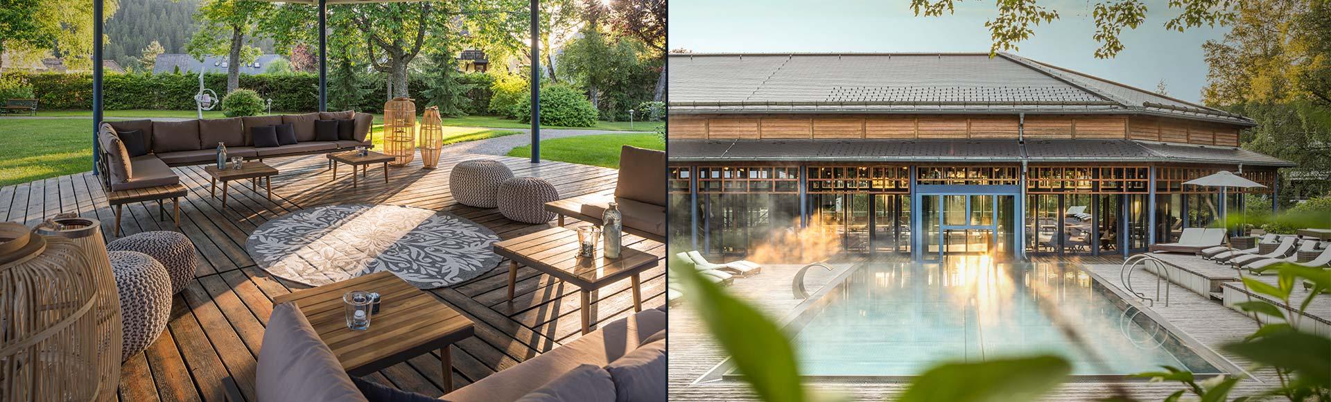 Ihr Wellness Wochenende im Schwarzwald - Hotel Ritter Durbach